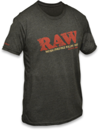 RAW Heather Gray Tee