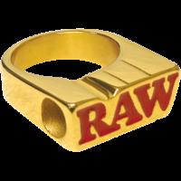 RAW Gold Smoker Ring