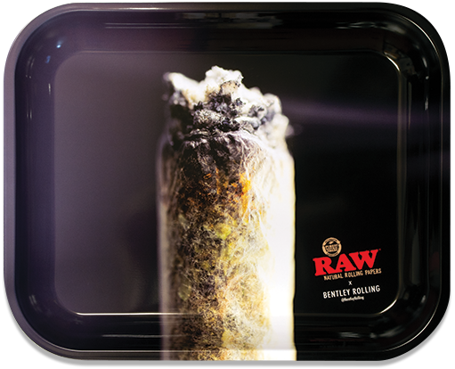 RAW x Bentley Rolling Tray