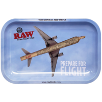 RAW Prepare For Flight Tray