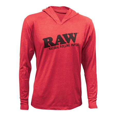 RAW Red Hoodie