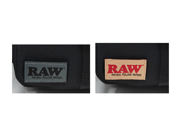 RAW Day Bag Patches