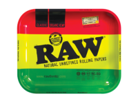 RAW rasta large tray