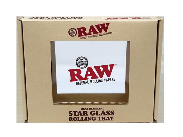 RAW Star Glass Mini Tray
