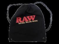 RAW-Drawstring-Black-F
