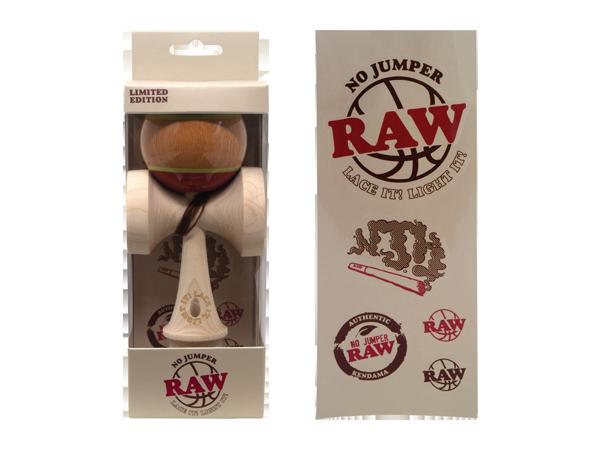 RAW-No-Jumper-Kendama-Pack